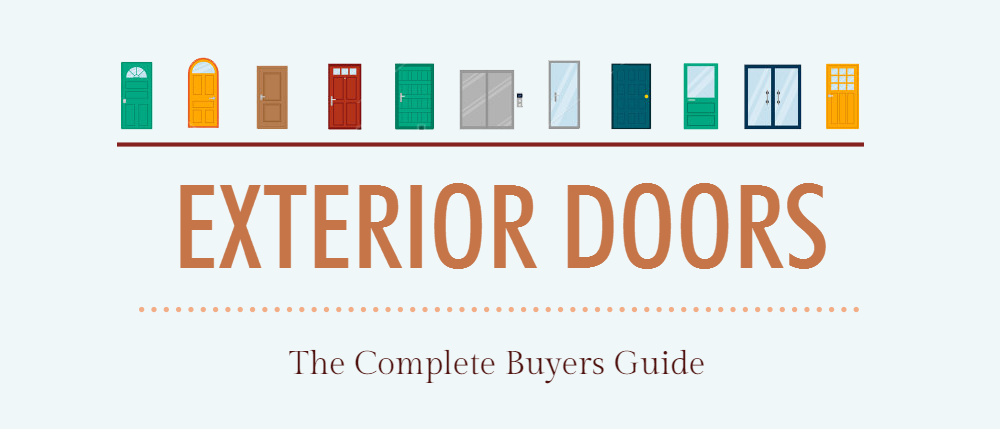 exterior doors buyers guide