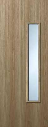 18G Fire Door Paint Grade Or Veneer Internal And External Wooden Front D
