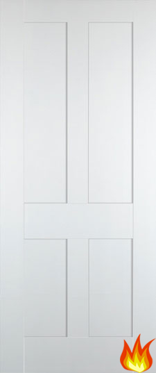 4 panel white interior doors. victorian shaker 4 panel white primed internal fire door interior doors