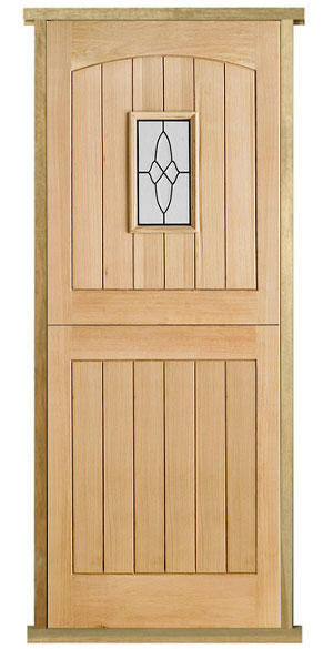 Oak Cottage Pre Hung Stable Door Biggest Range Of