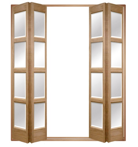 Folding Sliding Glass Doors 480 x 510
