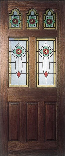 Hardwood Doors Ealing Rose Hardwood Door Ealing Rose