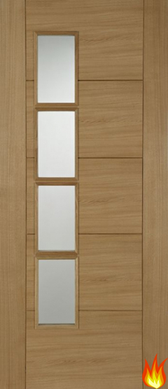 Oak Doors Iseo K4504 Door Iseo K4504 Internal Oak Door