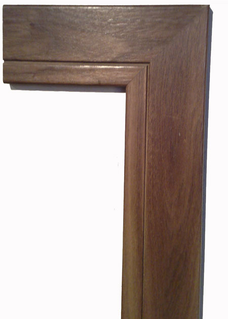 Walnut Architrave Internal Walnut Architrave Walnut