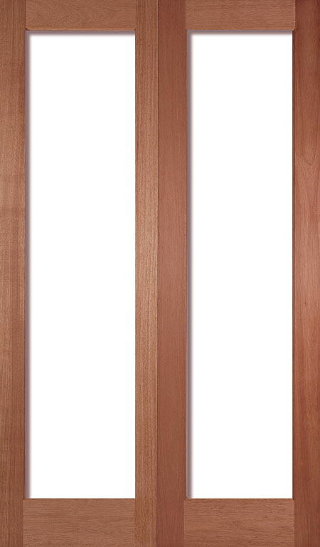 Pattern 20 french doors pattern 20 french doors pattern for Hardwood french doors