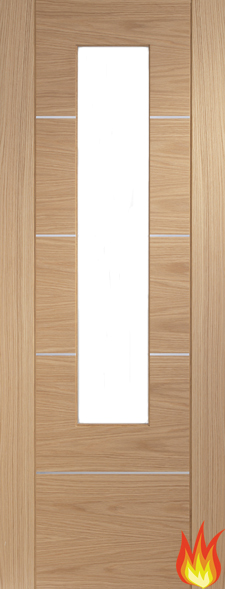 Oak Doors Iseo K4500 Door Iseo Internal Oak Door