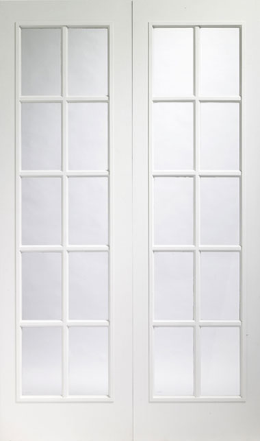 Downham Hardwood Doors White Internal Downham Doors