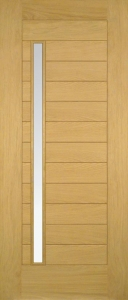 Oslo External Oak Door