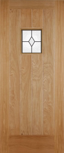 Thames External Oak Door
