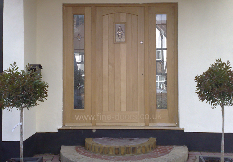 Oak Doors Cottage Oak Door Cottage External Oak Door