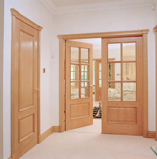 Ardeche Internal Oak Door Ardeche Oak Door Internal Oak