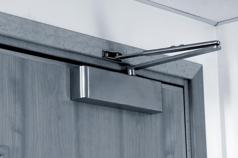 Slimline Architectural Door Closer Dda Compliant