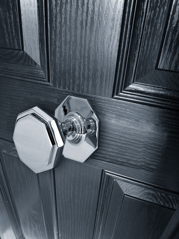 Ball door knob, ball centre door knob, centre door knobs, door knobs ...