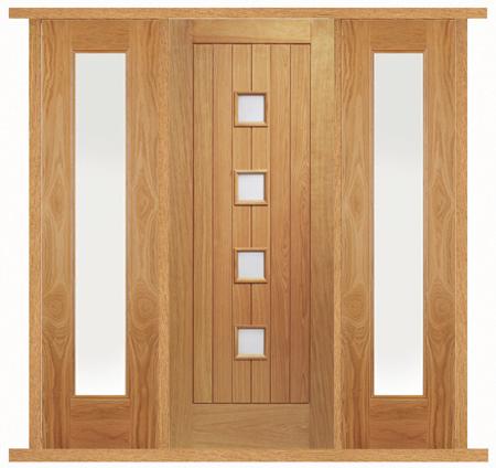 Oak Doors Siena Oak Door Siena External Oak Door