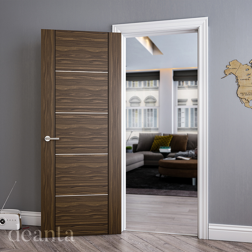 Murcia Walnut Door Murcia Internal Door Murcia Internal Walnut