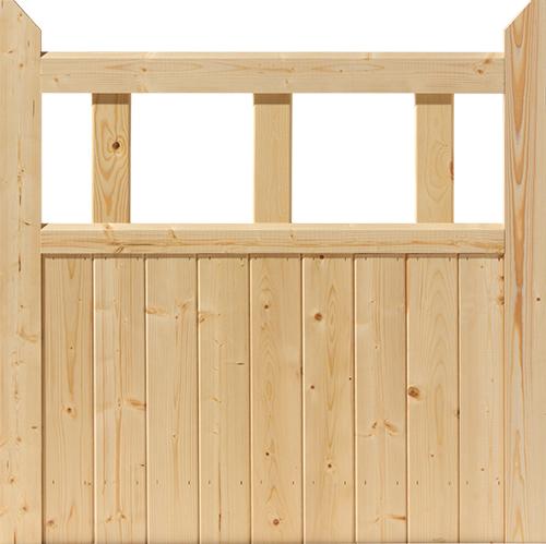 Softwood Gate Framed Ledged And Braced Gate Redwood Gate