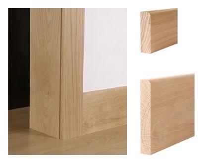 Bullnose architrave bullnose achitraves oak architraves for Door architrave