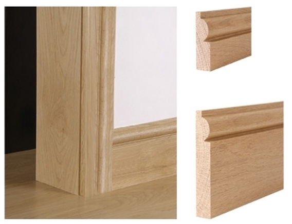 Taurus architrave taurus achitraves oak architraves oak for Door architrave