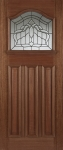 Estate Crown External Hardwood Door