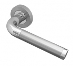 Twin Finish Lever Door Handle Set