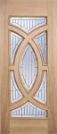 LPD Majestic External Oak Door