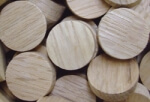 Oak Plug (for door linings/skirting etc)