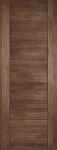 Vancouver Internal Walnut Laminate Door (pre-finished)