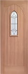 Westminster External Hardwood Door